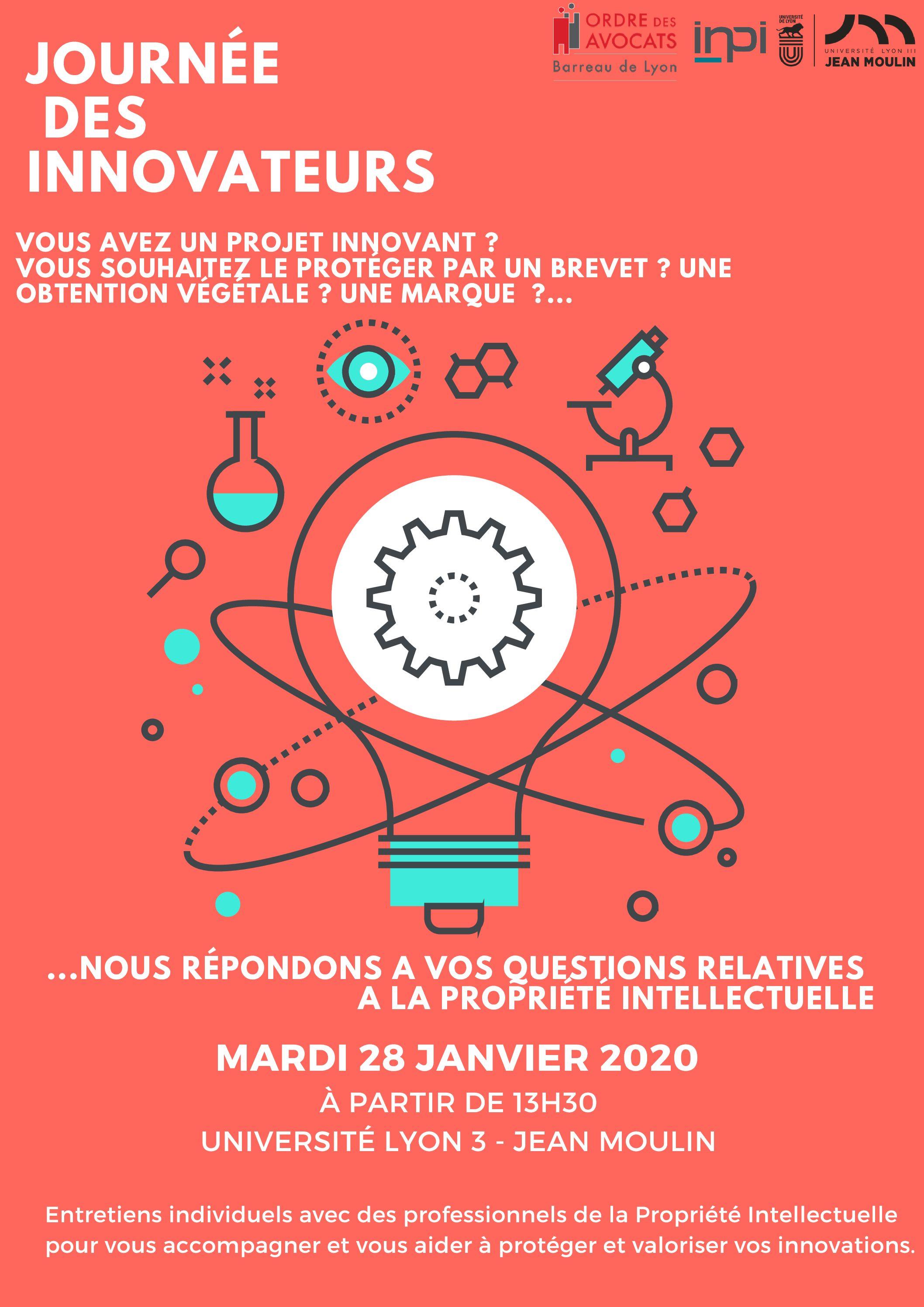 Journée des Innovateurs